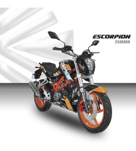 Escorpion AVA250R