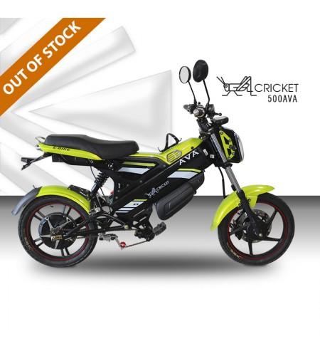 Cricket AVA500 (e-bike)
