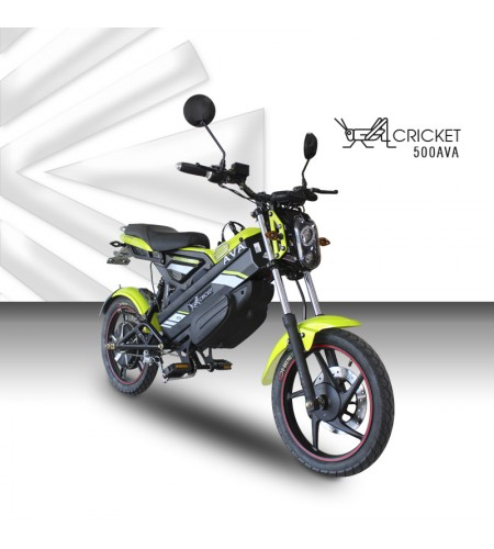 Cricket AVA500 (e-bike)